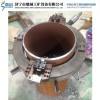 便携式外卡式切割坡口机价格 新款电动切割管道坡口机图片